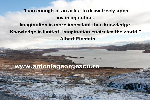 125.Imaginatie versus rezultat – partea I